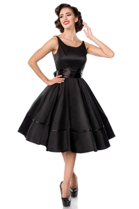 Premium Satin-Swingkleid